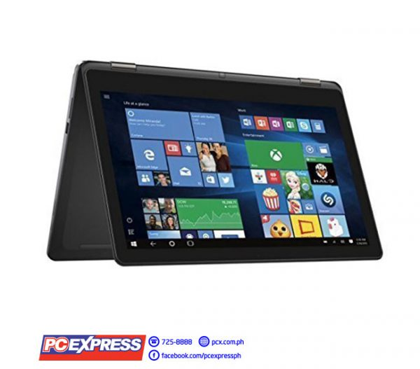 "Dell Inspiron 15 7568-I76500U Intel Core i7 15.6"" Touch Windows 10 Laptop (Gray)"