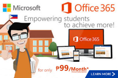 Office 365 ProPlus for Student Promo