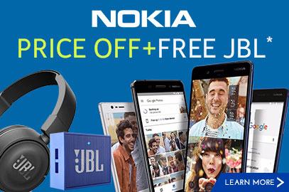 Nokia Price Off Promo