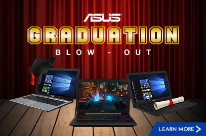Asus Graduation Blow Out