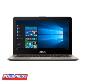 ASUS X441SA-WX053T PQC N3710 WINDOWS 10 BLACK LAPTOP
