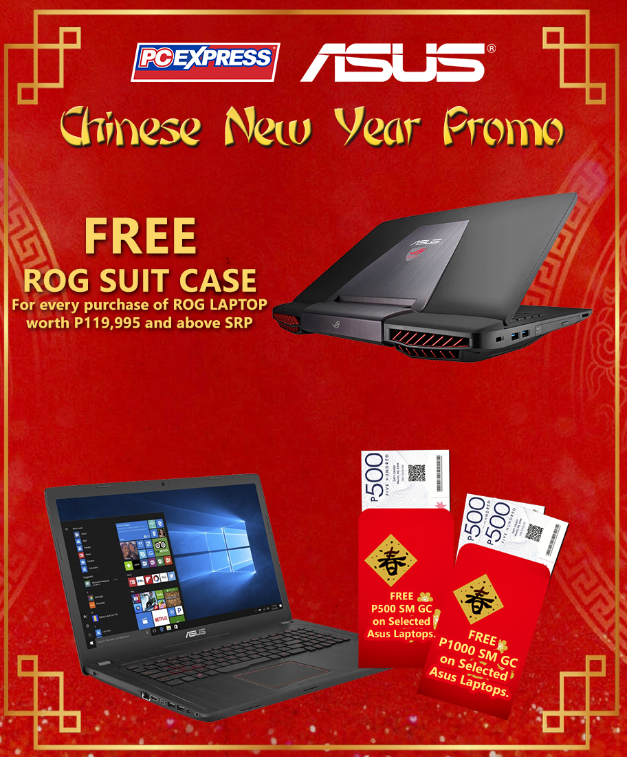asus chinese new year promo pc express. Black Bedroom Furniture Sets. Home Design Ideas