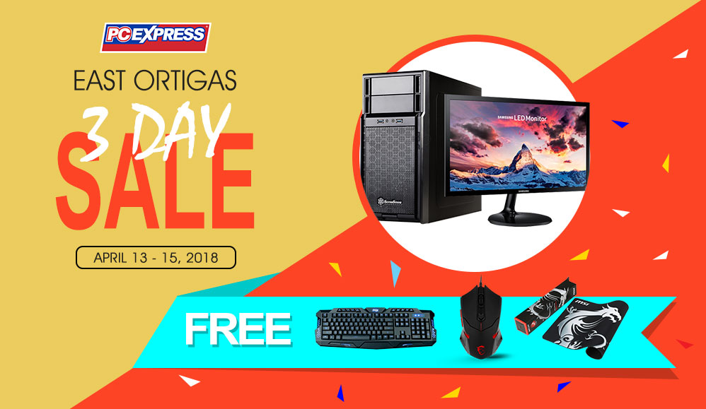 PCX SM EAST 3 DAY SALE