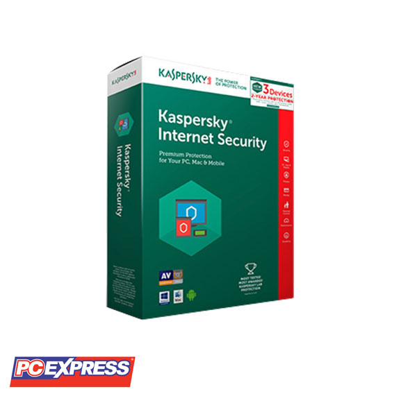 kaspersky internet security 2018 3 devices 2 years. Black Bedroom Furniture Sets. Home Design Ideas