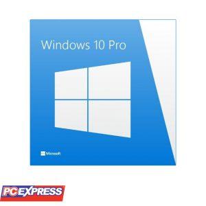 WINDOWS PROFESSIONAL 10 64-BIT ENG INTERNATIONAL 1PK DVD (FQC-08929)