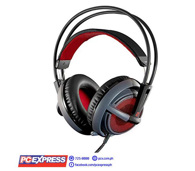 86e0f4405ff STEELSERIES SIBERIA V2 DOTA2 EDITION GAMING HEADSET | PC Express
