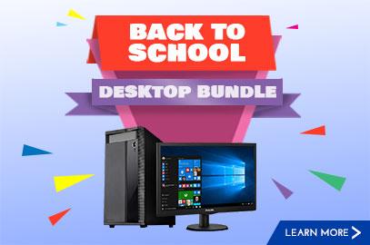 Makati Back to School Desktop Bundles