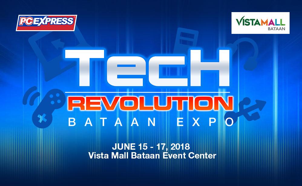 Tech Revolution Bataan Expo