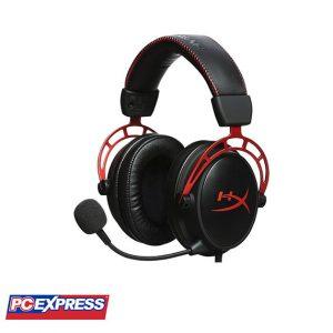 Kingston Hyper X Cloud Alpha Red Gaming Headset