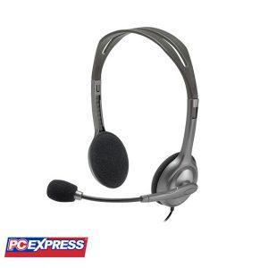 Logitech H110 Dual Plug Stereo Headset