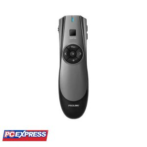 PROLiNK PWP102G Gray/Black Wireless Presenter