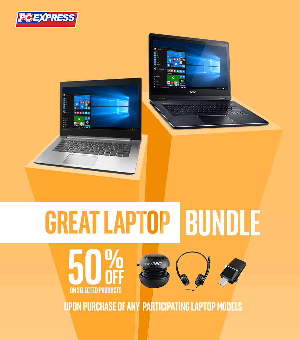 Great Laptop Bundle