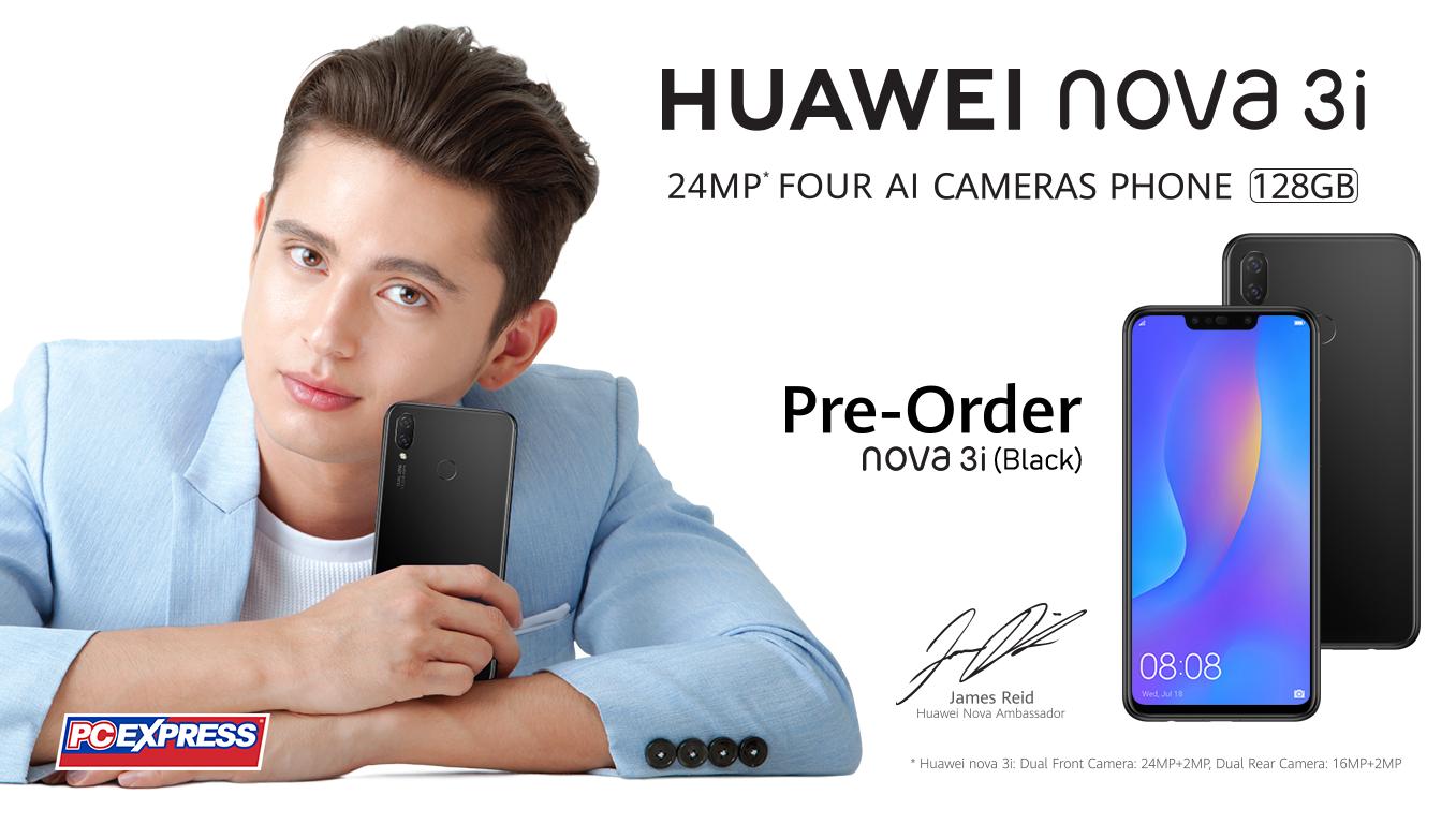 Huawei Nova 3i Pre-Order