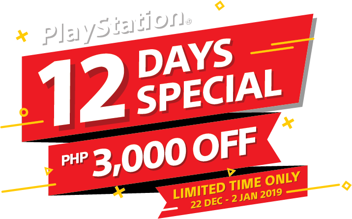 PlayStation 12 Days Special Promo