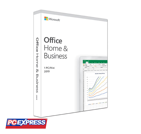 Office Home & Business 2019 for PC or Mac