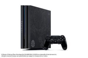 Limited Edition KINGDOM HEARTS III PS4™ Pro Bundle Pre-Order