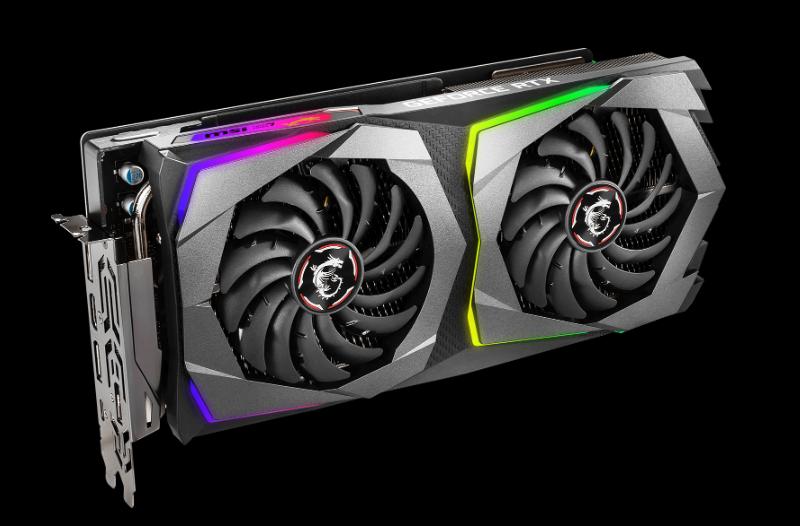 MSI GeForce RTX 2070 GAMING Z 8GB GDDR6 Graphics Card | PC Express