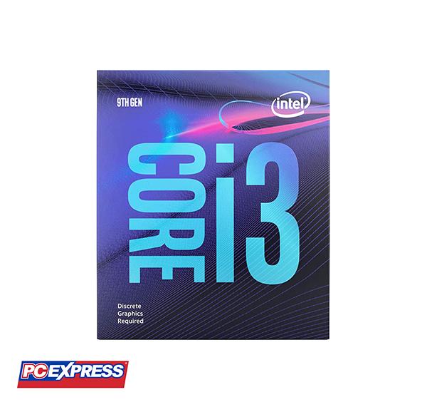 Intel Core i3-9100F Processor (6M Cache, up to 4.20 GHz)