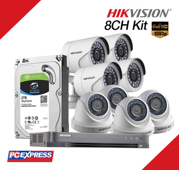 HIKVISION | PC Express
