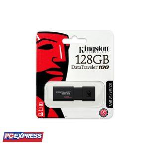 Kingston DataTraveler 100 G3 128GB USB Flash Drive (DT100G3/128GB)