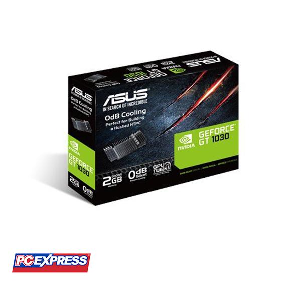 ASUS GT1030-SL-2G-BRK GeForce GT 1030 2GB GDDR5 Low Profile Graphics Card