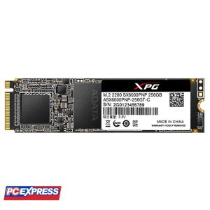 ADATA XPG SX6000 Pro 256GB m.2 NVMe SSD (ASX6000PNP-256GT-C)