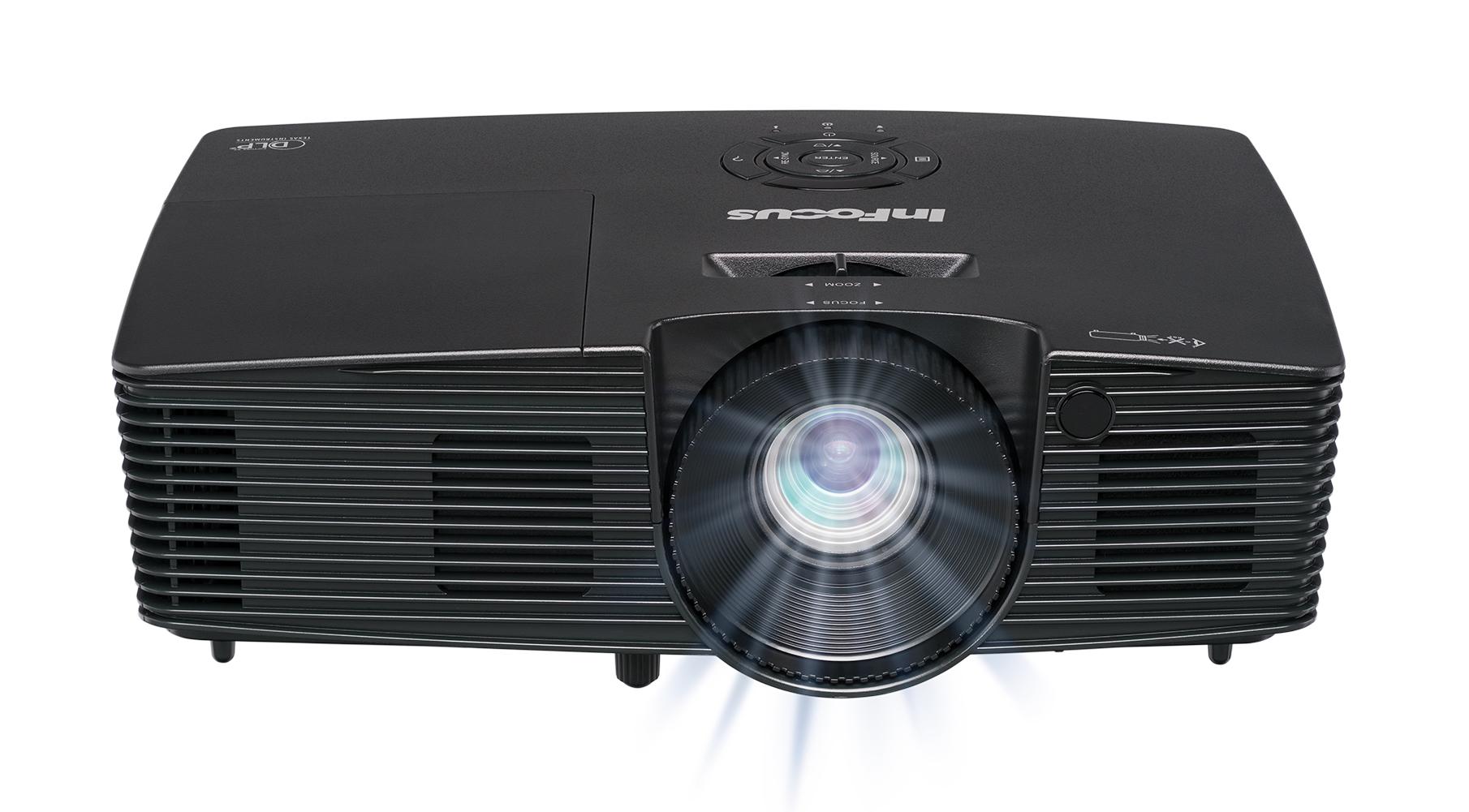 InFocus IN112xv DLP Projector