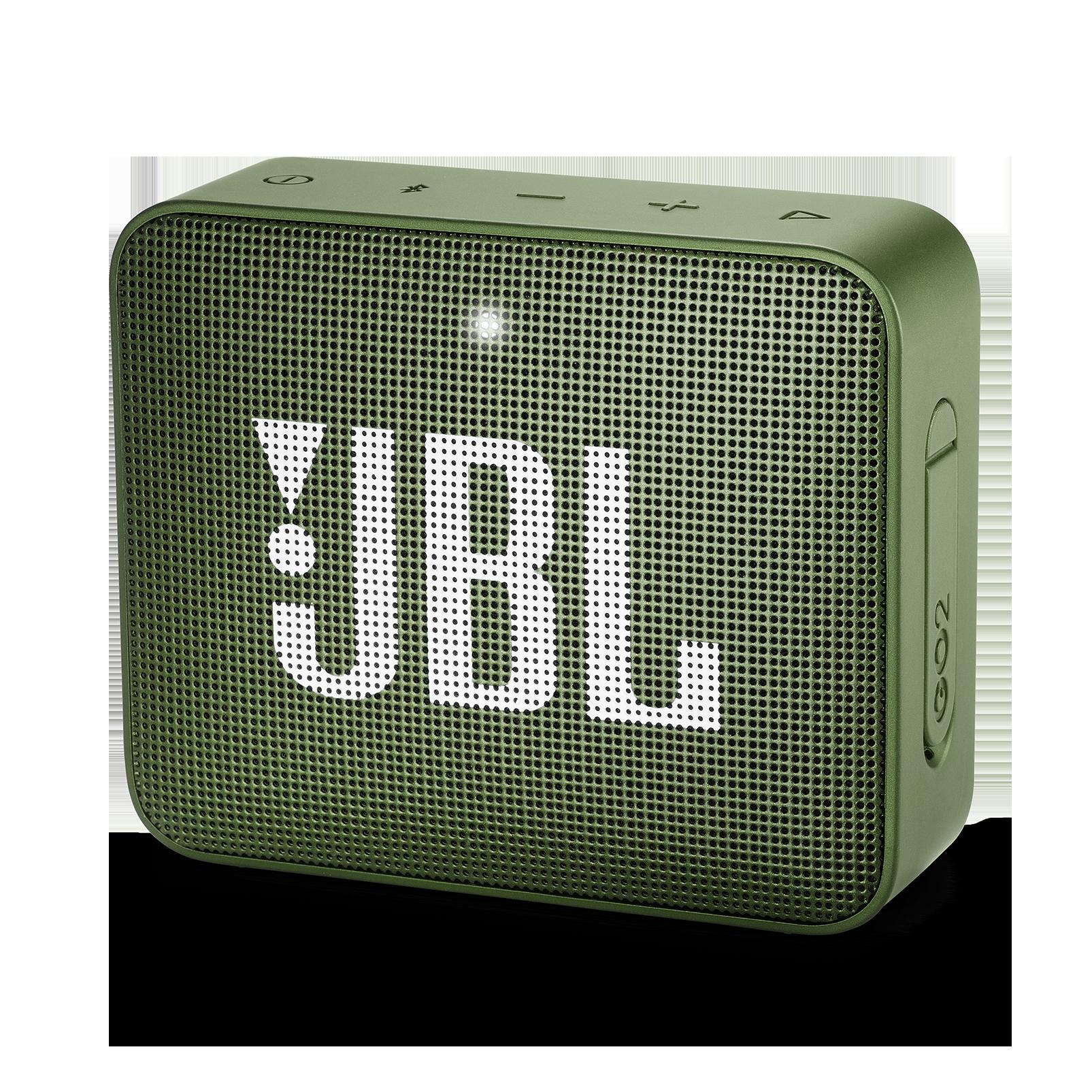 JBL GO 2 Moss Green