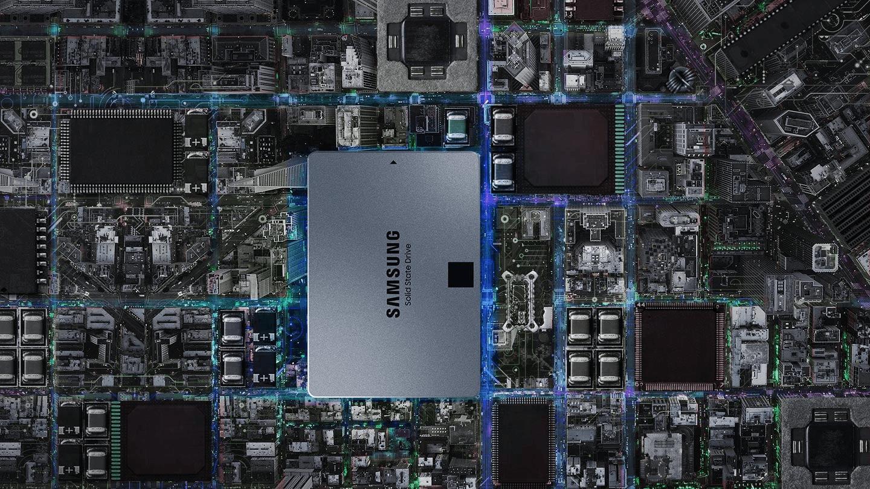 Samsung 1TB 860 QVO (MZ-76Q1T0BW) Solid State Drive