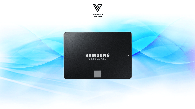 Samsung 1TB 860 EVO (MZ-76E1T0BW) Solid State Drive