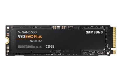 Samsung 250GB 970 EVO PLUS PCIE NVME M.2 (MZ-V7S250BW) Solid State Drive