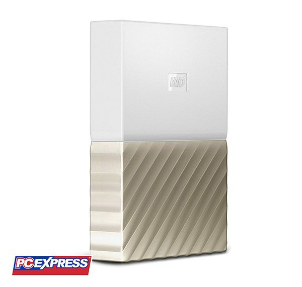 WDGTL 1TB MY PASSPORT ULTRA External Hard Drive (Gold)
