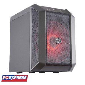 Cooler Master MasterCase H100 (MCM-H100-KANN-S00) With 200MM RGB Fan Mini ITX Gaming Case