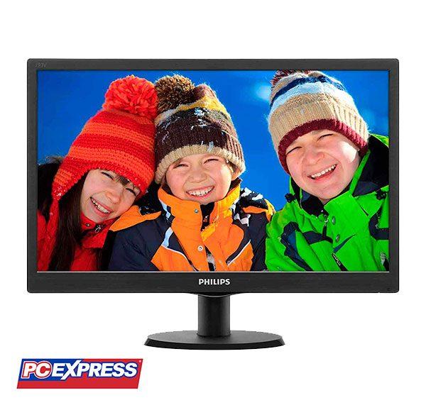 PHILIPS 223V5LSB2/LHSB2 21.5-inches LED Monitor (Black)