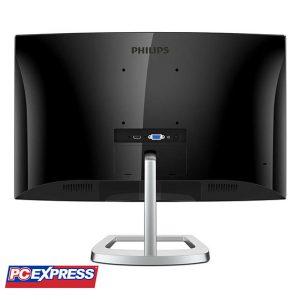 PHILIPS 248E9QHSB FHD 23.6-inches Curved Monitor