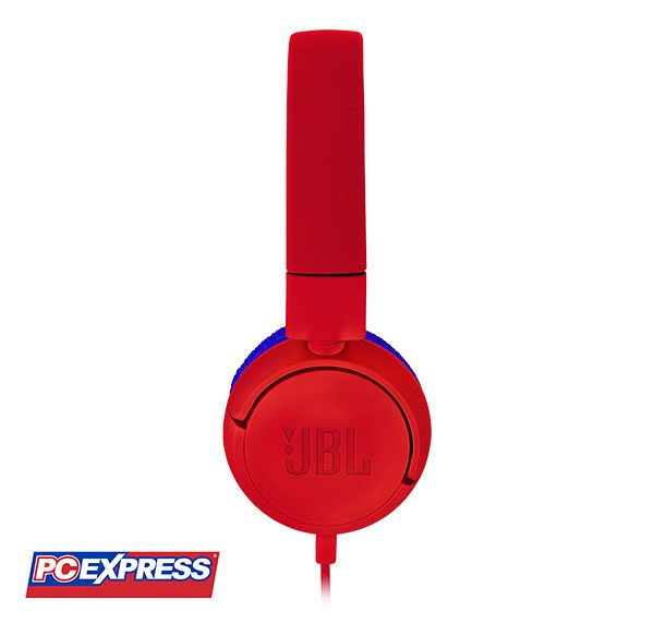 JBL JR 300 Wired Headset (RED)