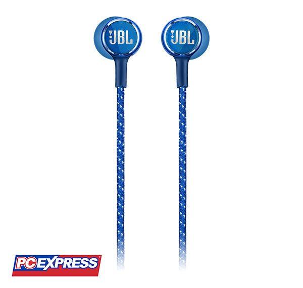 JBL LIVE 200BT Bluetooth Headset (BLUE)
