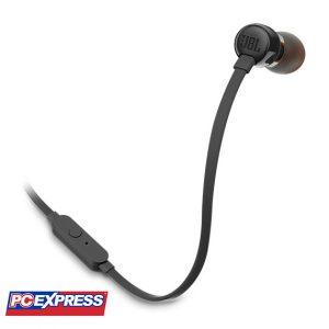 JBL T110 In-Ear Headset (BLACK)