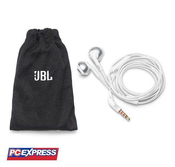 JBL T205 Headset (SILVER)