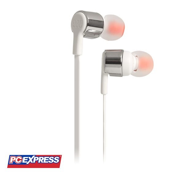 JBL T210 In-Ear Headset (GRAY)