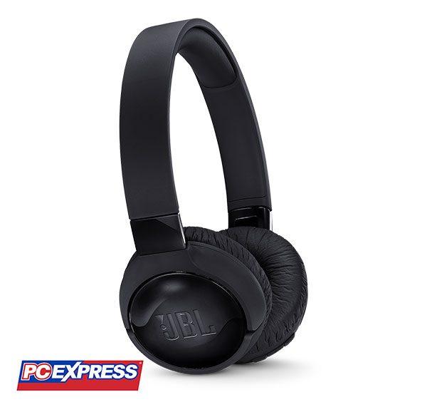 JBL T600BT Noise-Cancelling Bluetooth Headset (BLACK)