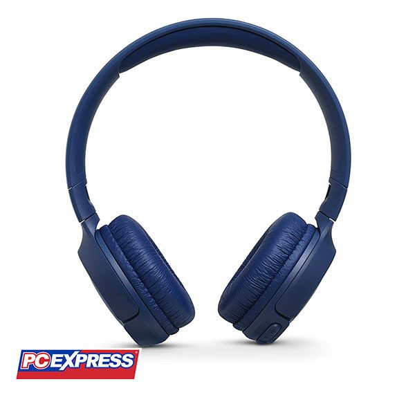 JBL Tune 500BT Bluetooth Headset (BLUE)