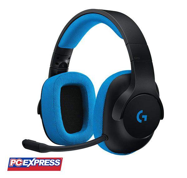 Logitech G233 Prodigy Analog Gaming Headset W/ Mic