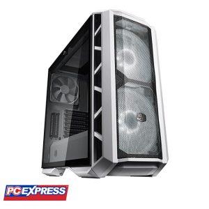 COOLER MASTER MasterCase H500P Mesh Gaming Case (White)