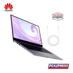 Huawei Matebook D14 (53010VUY) AMD Ryzen 5 Radeon Vega 8 14-inches Windows 10 Laptop (SPACE GRAY)