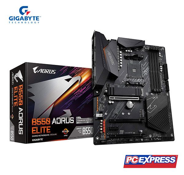 GIGABYTE B550 Aorus Elite Motherboard
