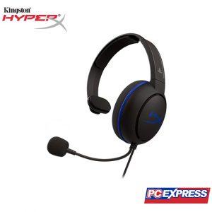 KINGSTON HYPERX CLOUD X CHAT SINGLE EAR HEADSET (Blue)