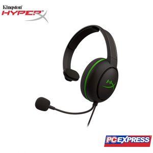 KINGSTON HYPERX CLOUD X CHAT SINGLE EAR HEADSET (Green)