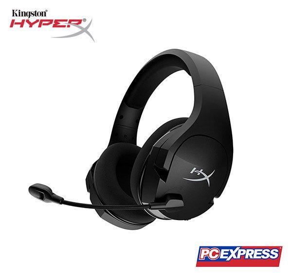 KINGSTON HYPER X CLOUD STINGER CORE WIRELESS 7.1 GAMING HEADSET (Black)