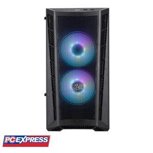 Cooler Master Masterbox MB311L FAN ARGB TG Mini Tower MATX Chassis